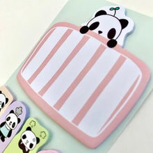Load image into Gallery viewer, 85161 PANDA IN BED STICKY NOTEPAD-10