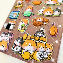 Load image into Gallery viewer, 85537 PUPPY PUFFY STICKERS-10