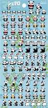 Load image into Gallery viewer, 85949 PANDA TINY PUFFY STICKERS-10