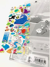 Load image into Gallery viewer, 85685 AQUARIUM PUFFY STICKER-10