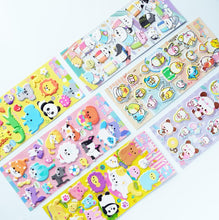 Load image into Gallery viewer, 85687 PANDA PUFFY STICKER-10
