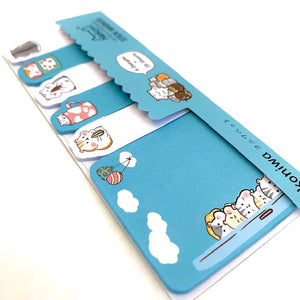 85790 HAMSTER STICKY INDEX NOTES-10