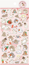Load image into Gallery viewer, 85807 RABBIT FLAT STICKERS-10