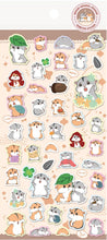 Load image into Gallery viewer, 85808 HAMSTER FLAT STICKERS-10