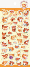 Load image into Gallery viewer, 85809 FOX FLAT STICKERS-10