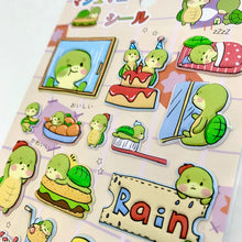 Load image into Gallery viewer, 85928 TURTLE PUFFY STICKERS-10