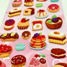 Load image into Gallery viewer, 85934 DESSERT PUFFY STICKERS-10