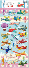 Load image into Gallery viewer, 85935 AIRPLANES PUFFY STICKERS-10
