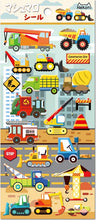 Load image into Gallery viewer, 85936 TRUCKS PUFFY STICKERS-10