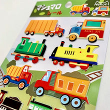 Load image into Gallery viewer, 85937 TRAINS PUFFY STICKERS-10