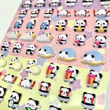 Load image into Gallery viewer, 85979 PANDA TINY PUFFY STICKERS-10