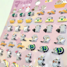 Load image into Gallery viewer, 85981 CAT TINY PUFFY STICKERS-10