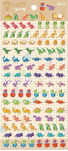 Load image into Gallery viewer, 85982 DINOSAUR TINY PUFFY STICKERS-10