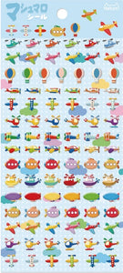 85987 FLYING TINY PUFFY STICKERS-10