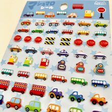 Load image into Gallery viewer, 85988 CAR TINY PUFFY STICKERS-10