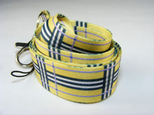 Load image into Gallery viewer, 80039 YELLOW STRIPE LANYARD-10