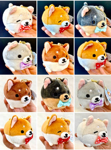 63200 CORGI DOG PLUSH KEYCHAIN-SMALL-6