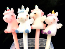 Load image into Gallery viewer, 22351 BIG SOFT UNICORN GEL PEN-DISCONTINUED