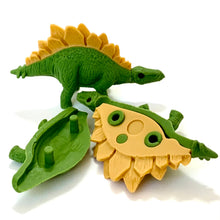 Load image into Gallery viewer, 382681 IWAKO STEGOSAURUS ERASERS-30