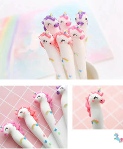 22274 UNICORN GEL PEN-40