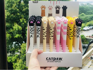 22322 CAT PAW GEL PEN-40