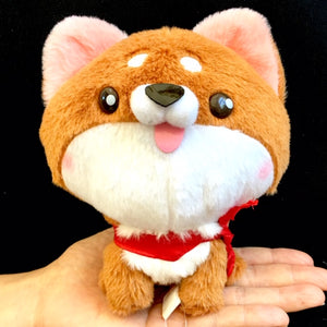 63028 AKITA DOG PLUSH TOY- 6