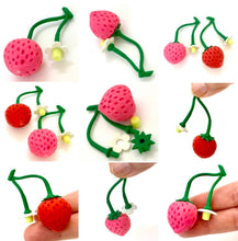 Load image into Gallery viewer, 381011 STRAWBERRY FLOWER ERASER-20