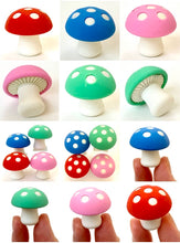 Load image into Gallery viewer, 38850 MUSHROOM PUZZLE ERASER-60