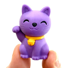 Load image into Gallery viewer, 380141 MANEKI WELCOME CAT ERASER-30