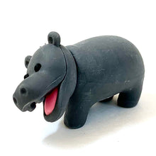 Load image into Gallery viewer, 380051 Iwako Hippo Eraser 2 colors-30