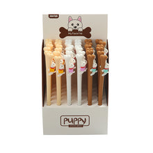 Load image into Gallery viewer, 22390 PUPPY BONE WIGGLE GEL PEN-36