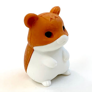 38183 HAMSTER ERASERS 8 colors-60