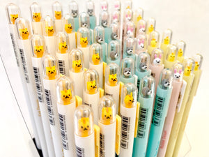 22241 PEEKABOO RETRACTABLE GEL PEN-48