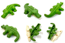 Load image into Gallery viewer, 382351 Iwako Crocodile Eraser in 2 colors-30