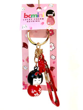 Load image into Gallery viewer, 12302 SAKURA KOKESHI DOLL LUCKY CHARM-10