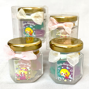 15226 QLIA Little Fairy Tale Bottle Mini-Erasers-6 assorted bottles
