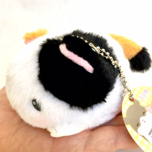 63033 Small Kawaii Animal Plush Key Charms-10