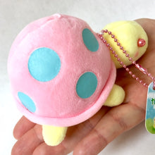 Load image into Gallery viewer, 63011 TURTLE PLUSH KEY CHARM-12