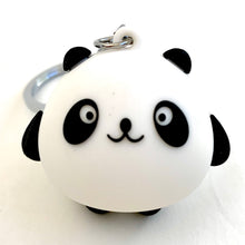 Load image into Gallery viewer, 12030 PANDA MAN CHARM with keyring-12