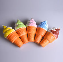 Load image into Gallery viewer, 83028 JUMBO ICE CREAM CONE SQUISHY-Slow-10