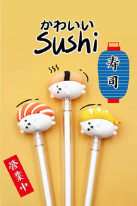 22364 SUSHI BEAR GEL PEN-48