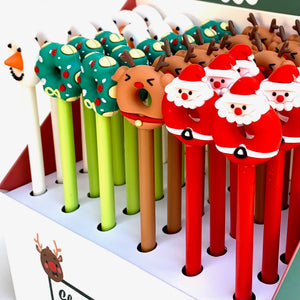 22385 CHRISTMAS DONUT GEL PEN-36