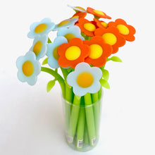 Load image into Gallery viewer, 22379 COLORFUL FLOWER GEL PEN-48 - NEW!