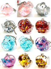 Load image into Gallery viewer, 12004 CRYSTAL SPARKLE PIG CHARM-Discontinued