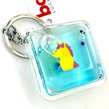 Load image into Gallery viewer, 12023 FLOATING UNICORN CHARM-12