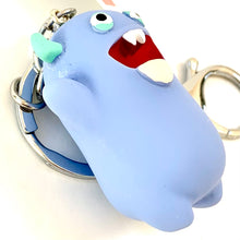 Load image into Gallery viewer, 12007 MONSTER CHARM with keyring-12