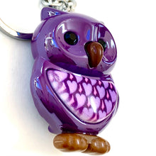Load image into Gallery viewer, 12012 OWL CHARM-12
