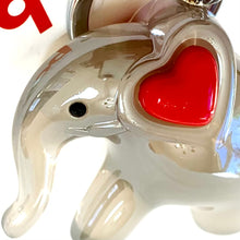 Load image into Gallery viewer, 12011 ELEPHANT HEART CHARM-12