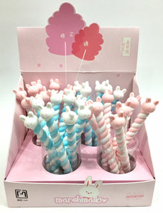 22254 PASTEL RABBIT Gel Pen-48