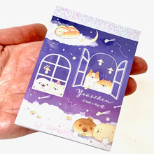 Load image into Gallery viewer, 28797 YeastKen Bakery Puppy Mini Notepad Kamio-10